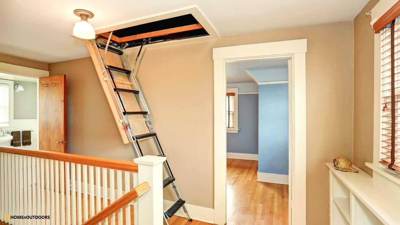 best-attic-ladders
