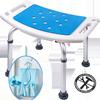 Medokare Shower Stool Padded Seat - Shower Seat
