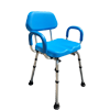 Shower Chair, Bath Chair, PADDED with Armrests