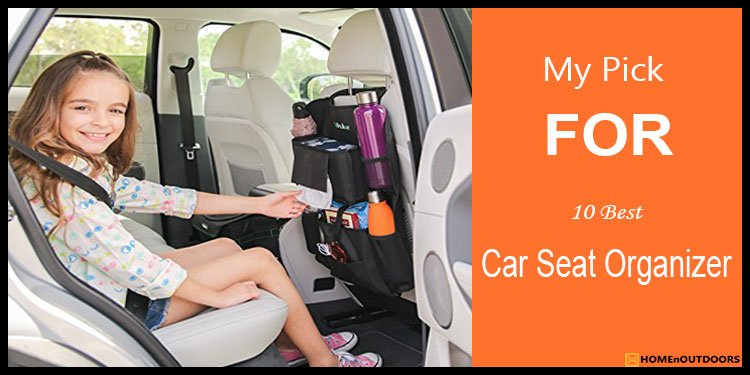 Best Car Seat Organizer