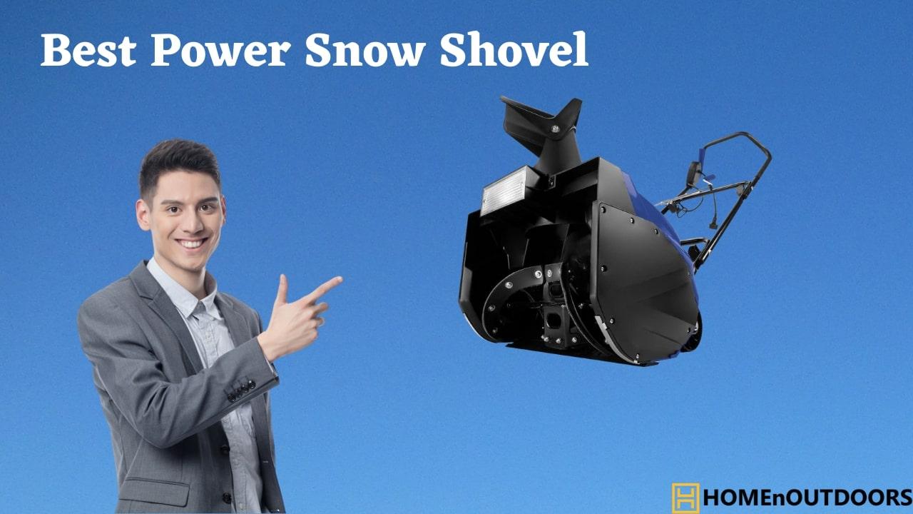 Best Power Snow Shovel