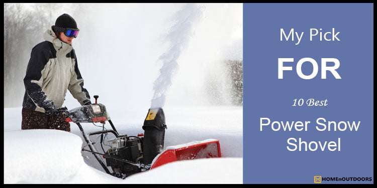 Best Power Snow Shovel