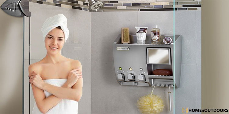 Top 10 Best Shower Dispenser Reviews Innovative Picks 2019