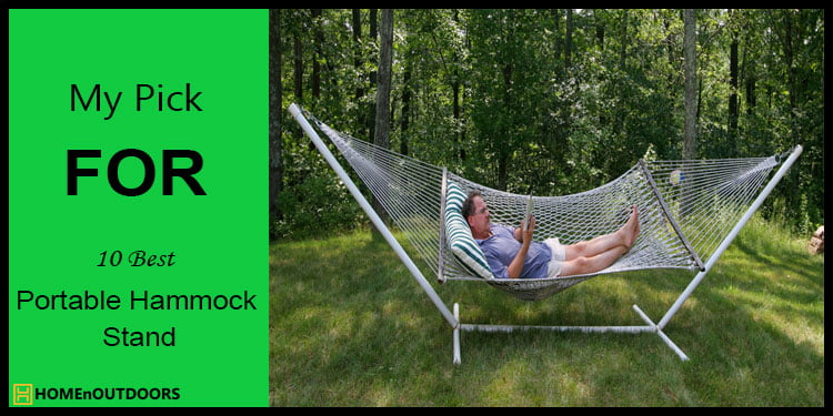 Best Portable Hammock Stand