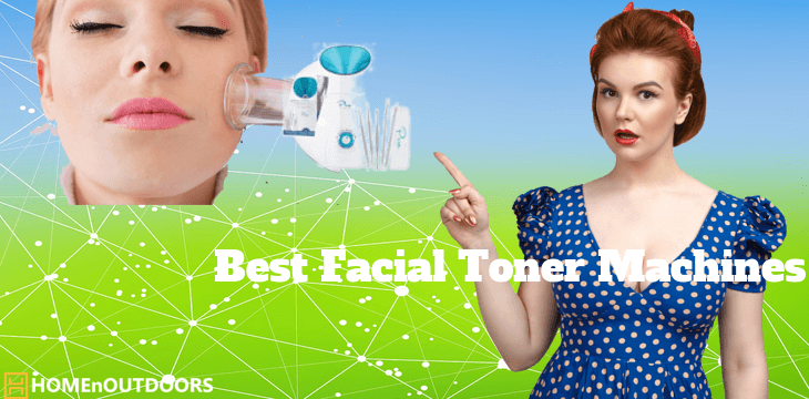 best facial toner machines