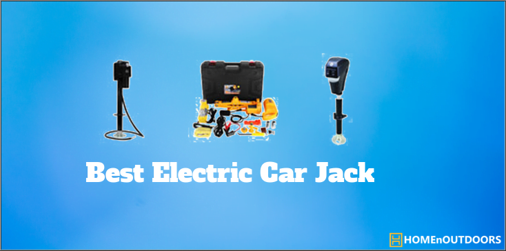 Best Electric car jack