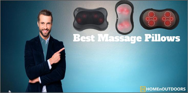 Best massage pillows