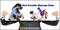 Top 10 Best Portable Massage Chair 2021 – Reviewed By Experts
