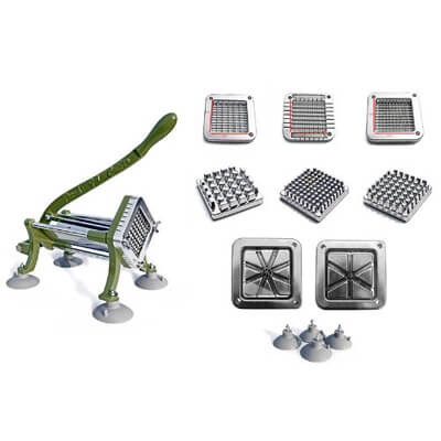 New Star Foodservice 38408 Complete Combo