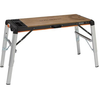 X-Tra Hand 2-in-1 Portable Workbench/Platform