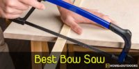 Top 10 Best Bow Saw Reviews – Expert's Selection in 2021