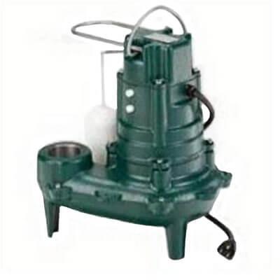 Zoeller 267-0001 M267 waste mate sewage pump