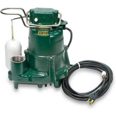 Zoller 98-0001 115-volt ½ Horse Power Model M98