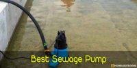 Top 10 Best Sewage Pump in 2021 – Guide & Reviews