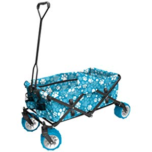 REDCAMP Collapsible Folding Utility Wagon