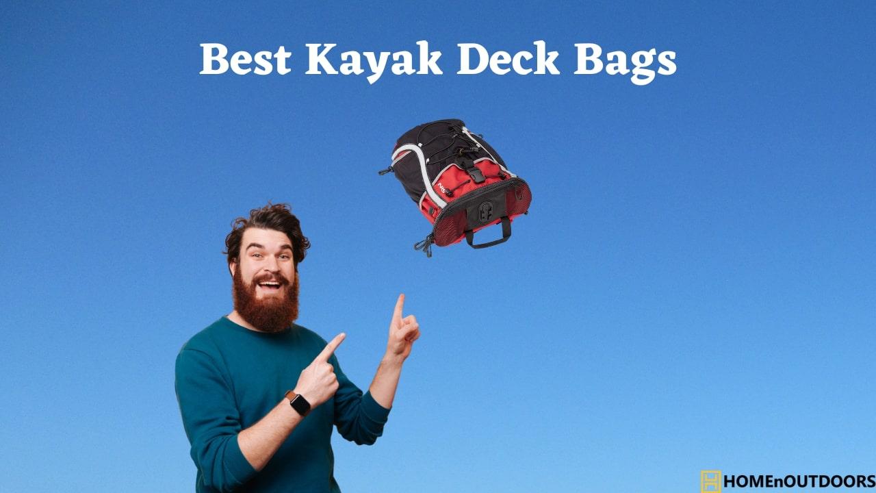 Best Kayak Deck Bags