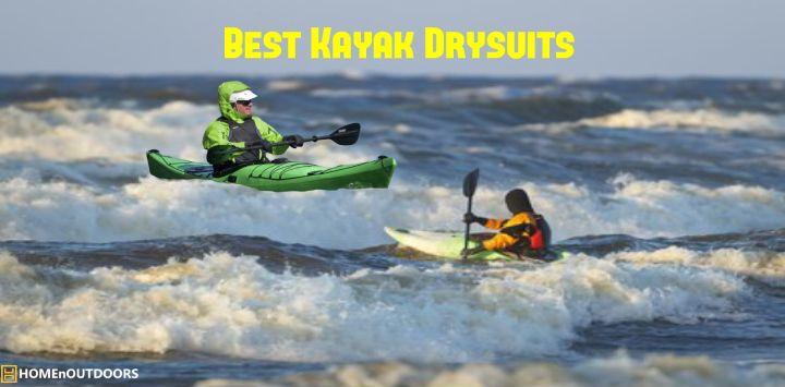 Best Kayak Drysuits
