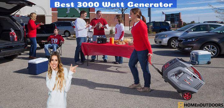 Best 3000 Watt Generator