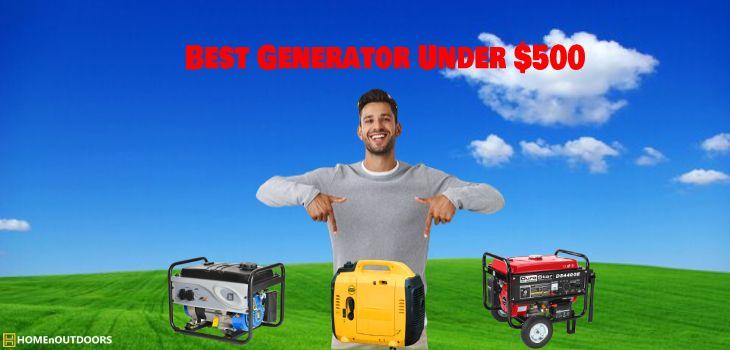 Best Generator Under $500