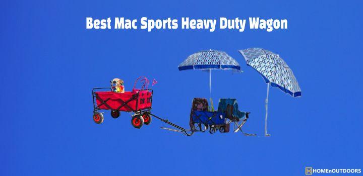 Best Mac Sports Heavy Duty Wagon