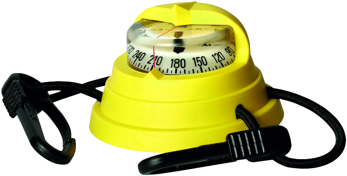 Suunto Orca/Pioneer - Yellow/White/NH Compass