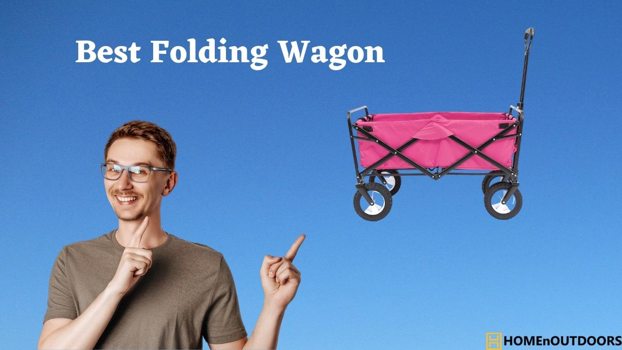 Best Folding Wagon