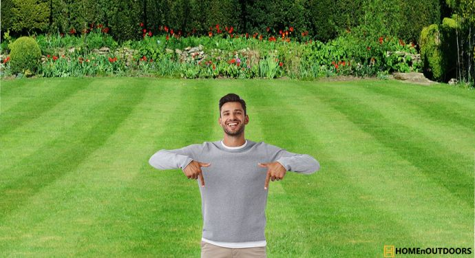 How to Make Your Lawn Flat