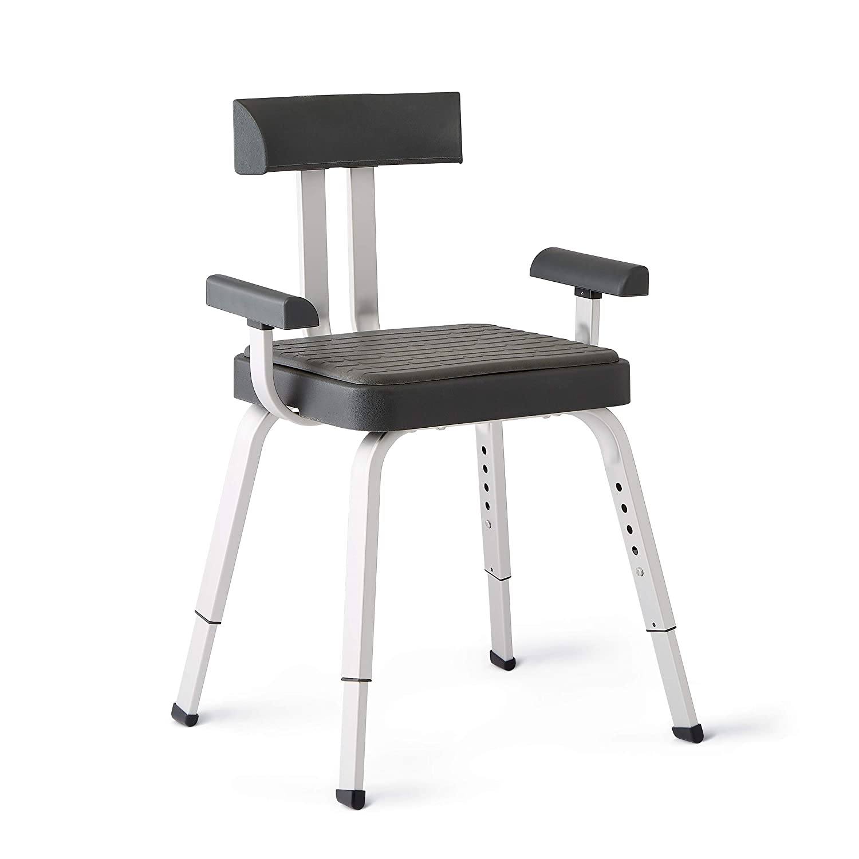 Medline-MDSMOMCHAIRGHMDSMOMCHAIRG Momentum Shower Chair