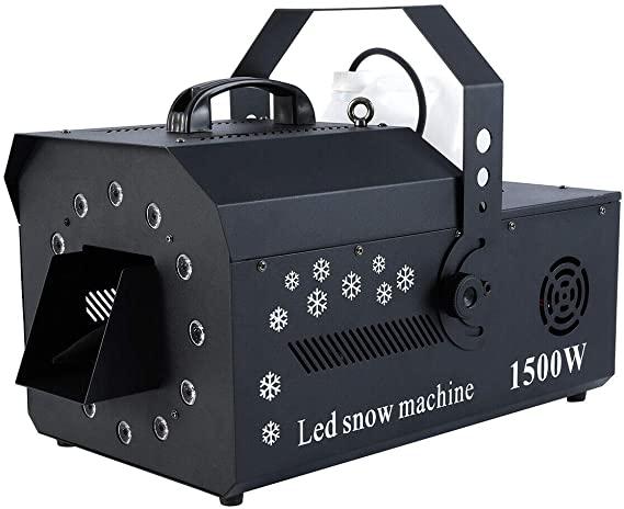 Tengchang 1500W DMX-512 LED Snow Machine